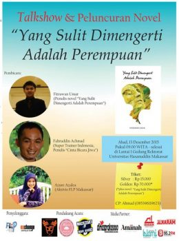 Talkshow Novel