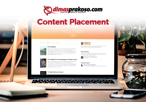 Digital Marketing Makassar - Content Placement