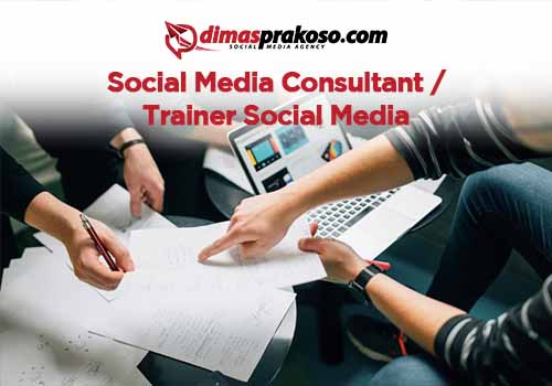 Digital Marketing Makassar - Social Media Consultant - Trainer social media