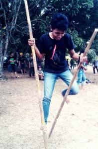 Permainan Mallongga' (Engrang)