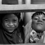 Dusun Tatibajo; Anak yang Pemalu