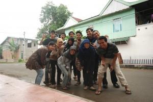 Penyala Makassar dan Pengajar Muda V Majene