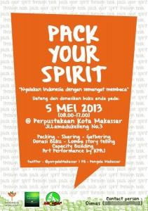 Pack Your Spirit