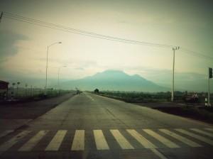 Pagi dan perjalanan darat