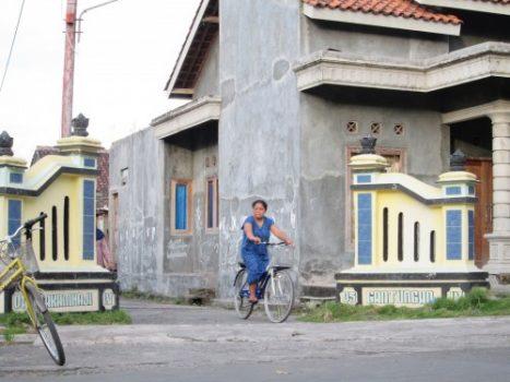 Pengendara sepeda