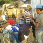 Penjual Cakar Keliling di Tengah Kota Makassar