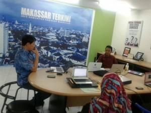 Pelatihan Social media di Makassar