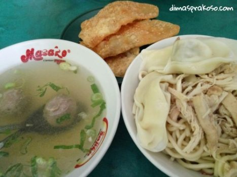 Mie Ayam Pangsit Makassar