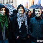 Sejarah Guy Fawkes, Vendetta, dan Anonymous