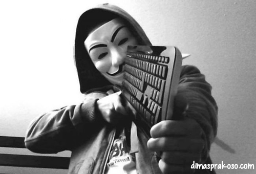 Sejarah Anonymous, Guy Fawkes, Vendetta
