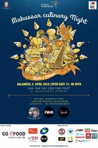 Makassar Culinary Night