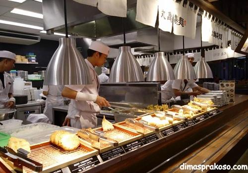 Marugame Udon, Nggak Harus ke Jepang untuk Makan Mie Udon