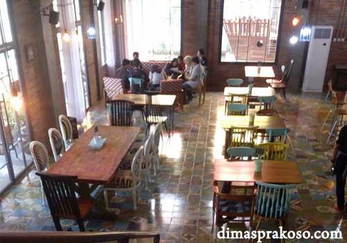 Masakini food & galery di Makassar
