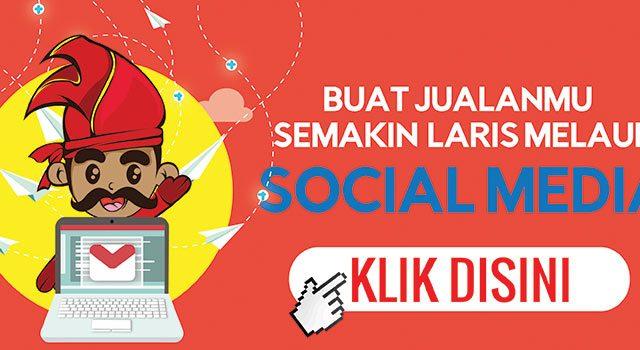 Jasa social media makassar