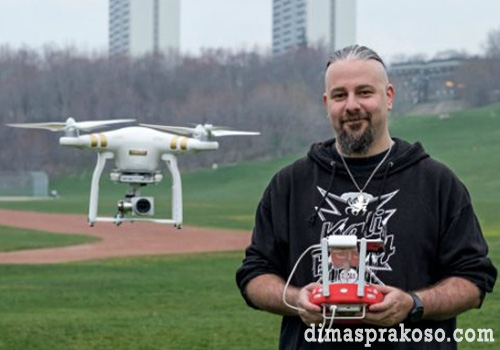 Drone makassar