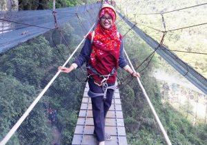 Jembatan gantung bantimurung