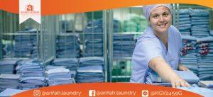 Jasa laundry Makassar