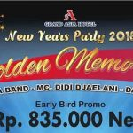 Rayakan Malam Pergantian Tahun di Grand Asia Hotel Makassar