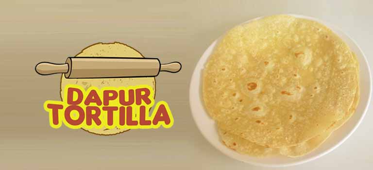 Dapur Tortilla - Jual tortilla kulit kebab Makassar headers