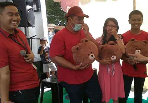 Erafone sharing social media komunitas hunting seru makassar