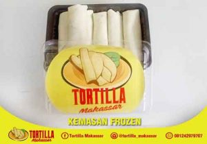 Tortilla Makassar - Jual kebab frozen