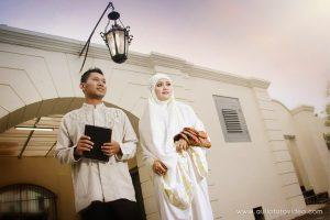 Hadiah pernikahan - perlengkapan shalat