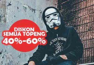 Jual topeng murah 2 - URBEX people Indonesia