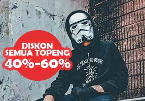 Jual topeng murah 2 - URBEX people Indonesia