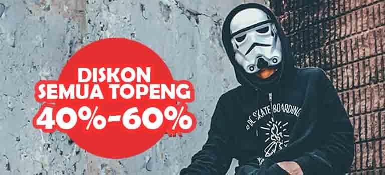 Jual topeng murah - URBEX people Indonesia