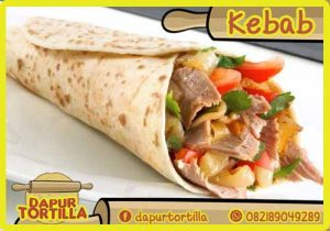 Jual tortilla makassar - Kebab