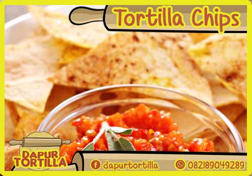 Jual tortilla makassar- Tortilla chips