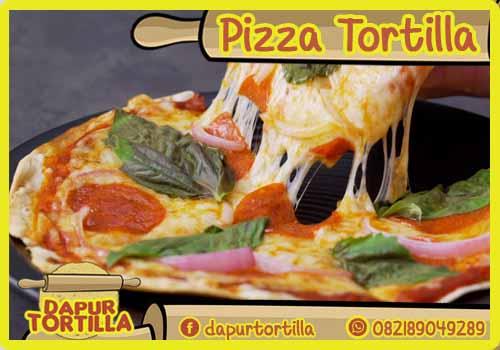 Jual tortilla makassar - pizza