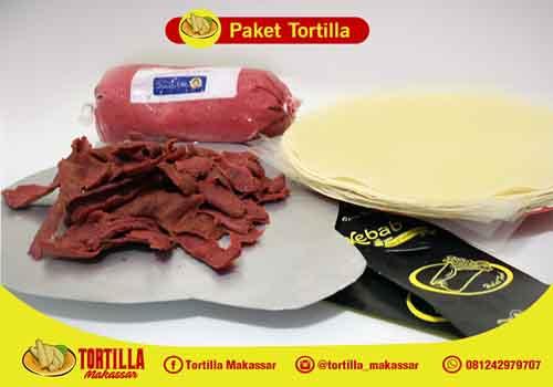 Tortilla Makassar - Jual kulit kebab