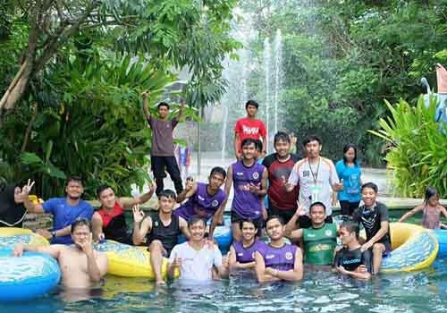 Tempat wisata di Makassar - Bugis Water Park