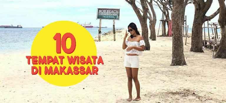 Tempat wisata di Makassar - pulau lae-lae headers