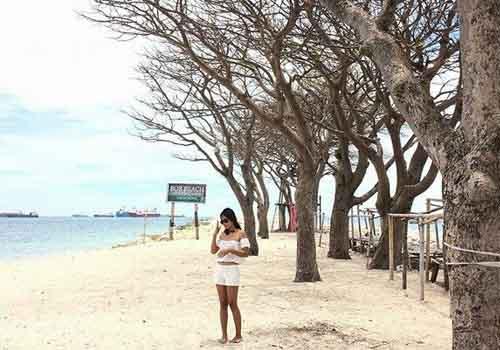 Tempat wisata di Makassar - pulau lae-lae