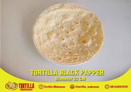 Tortilla Makassar - Jual tortilla black papper