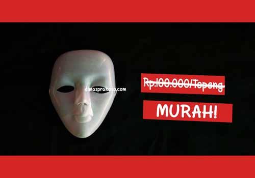 jual topeng kabuki - URBEX People Indonesia