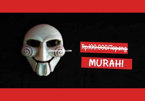 jual topeng saw - URBEX People Indonesia