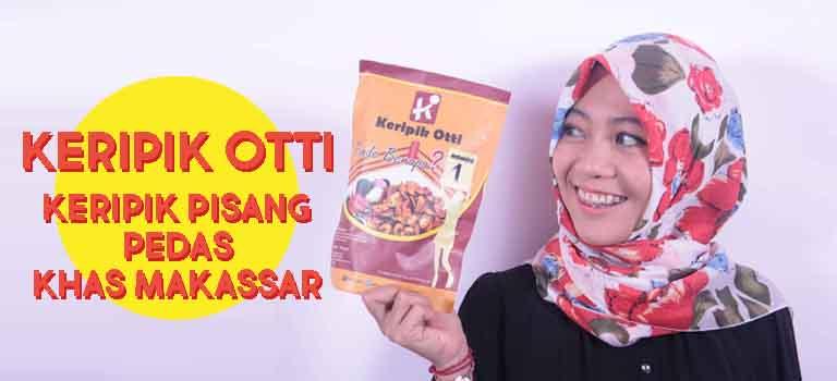 oleh-oleh khas Makassar - Keripik Otti 7