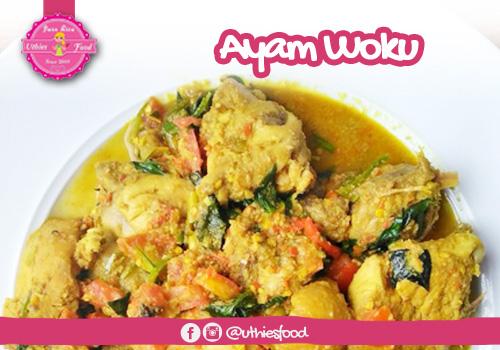 uthiesfood - Ayam Woku