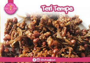 uthiesfood - Teri tempe