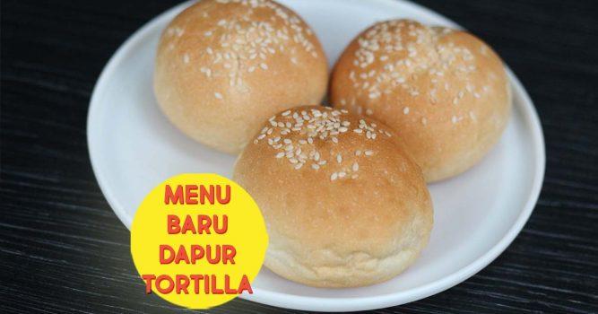 Dapur Tortilla Kini Menyediakan Roti Long John, Roti Hotdog, dan Roti Burger di Makassar
