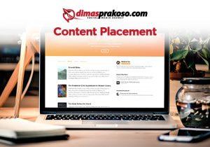 Digital Marketing Makassar - Content Placement