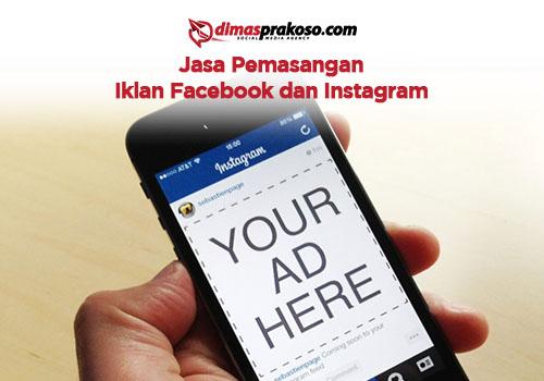 Digital Marketing Makassar - Jasa pemasangan iklan facebook dan iklan instagram