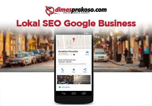 Digital Marketing Makassar - Lokal SEO Google Business