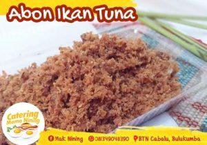 Catering di Bulukumba - Abon ikan tuna