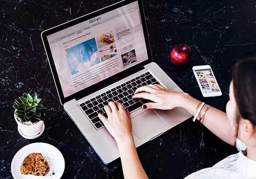 Digital Marketing Makassar - Publikasikan artikel pada blog bisnis Kalian secara kontinu