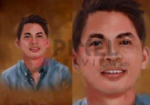 Jasa Desain Grafis Makassar - Jasa desain painting