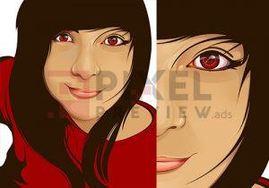 Jasa Desain Grafis Makassar - Jasa desain vector